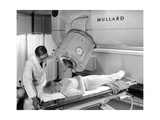 Radiotherapy Machine, 1967 Giclee Print by National Physical Laboratory
