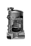 Mathian Steam Boiler Giclee Print by Mark Sykes