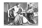 Aristotle As a Young Man Giclee Print by Science Photo Library