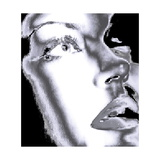Woman's Face Giclee Print by Coneyl Jay
