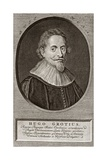 Hugo Grotius, Dutch Jurist Giclee Print by Middle Temple Library