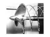 Propeller Cavitation Giclee Print by National Physical Laboratory