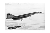 Tu-144, the First Supersonic Jet , 1969 Giclee Print by Ria Novosti