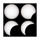 Solar Eclipse Giclee Print by Laurent Laveder