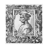 Niccolo Machiavelli, Italian Writer Giclee Print by Middle Temple Library