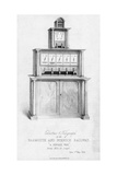 19th Century Railway Telegraph Machine Giclee Print by Science, Industry and Business Library