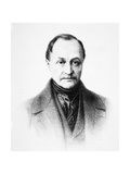 Auguste Comte, French Philosopher Giclee Print by Science Photo Library