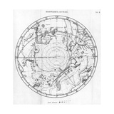 Southern Celestial Map Giclee Print by Science, Industry and Business Library