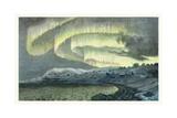 Aurora Observations, 1839 Giclee Print by Detlev Van Ravenswaay