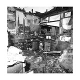 Laboratory Destroyed by Fire, 1968 Giclee Print by National Physical Laboratory