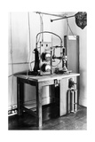 X-ray Equipment Giclee Print by National Physical Laboratory