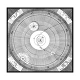 Orbit of a Comet Giclee Print by Science, Industry and Business Library