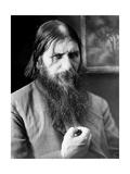 Grigori Rasputin, Russian Mystic Giclee Print by Ria Novosti