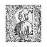 Marsilio Ficino, Italian Philosopher Giclee Print by Middle Temple Library