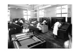 Differential Analyser, 1954 Giclee Print by National Physical Laboratory