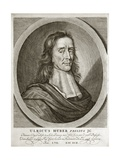 Ulrik Huber, Dutch Jurist Giclee Print by Middle Temple Library