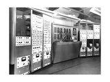 Electronic Simulator, 1954 Giclee Print by National Physical Laboratory