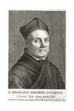 Athanasius Kircher, German Scholar Giclee Print