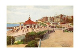 The Pier Approach, Bournemouth Giclee Print by Alfred Robert Quinton
