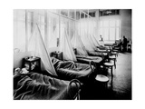 Influenza Ward Giclee Print by usa Library of usa Library of