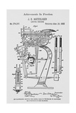 Matzeliger's Lasting Machine Giclee Print by Schomburg Center