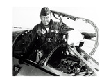 Portrait of Charles Chuck Yeager, American Pilot Giclee Print by  NASA