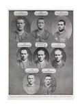 1878 Galton Criminal Types Photocomposite Giclee Print by Stewart Stewart