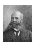 Alexander Miles, US Inventor Giclee Print by Schomburg Center