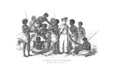 Last of the Tasmanians, 19th Century Giclee Print by King's College