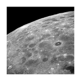 Far Side of the Moon Giclee Print by  NASA