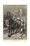 The War in Egypt: Surrender! Giclee Print by Richard Caton Woodville II