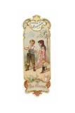 Van Houton Chocolate Powder - Girl and Boy Giclee Print