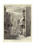 Egypt - Darb Al-Ahmar in Cairo Giclee Print by Carl Friedrich Heinrich Werner