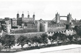Tower of London in the City of London Photographic Print