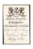 Trade Card, James Tisdall Giclee Print