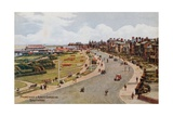 Promenade and Kings Gardens, Southport Giclee Print by Alfred Robert Quinton