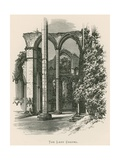 Fountains Abbey, the Lady Chapel Giclee Print by Alexander Francis Lydon
