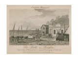 General View of the Baths at Brighton Giclee Print