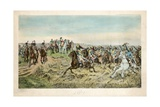 Charge of the French Cuirassiers at Friedland on 14 June 1807 Giclee Print by Jean-Louis Ernest Meissonier