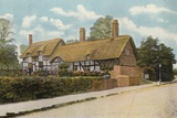 Anne Hathaway's Cottage Photographic Print