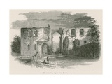Furness Abbey, Transepts, from the Nave Giclee Print by Alexander Francis Lydon