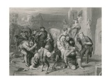 The Seven Ages of Man, as You Like it Giclee Print by William Mulready
