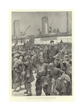 The War in Eastern Asia Giclee Print by Richard Caton II Woodville