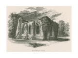 Furness Abbey, Guest House Chapel Giclee Print by Alexander Francis Lydon