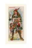 Autolycus, the Winter's Tale Giclee Print