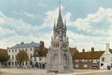 American Memorial, Stratford-On-Avon Photographic Print
