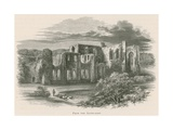 Furness Abbey, from the South-East Giclee Print by Alexander Francis Lydon