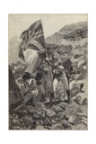Battles of the British Army Giclee Print by Richard Caton Woodville II