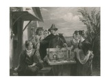 Autolycus, the Winter's Tale Giclee Print by Charles Robert Leslie