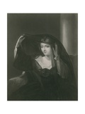 Olivia, Twelfth Night Giclee Print by Charles Robert Leslie
